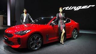 Корейские автокомпании показали новинки на мотор-шоу в Сеуле (новости)