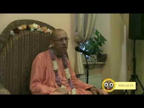 Бхагавад Гита 3.27 - Бхактивайбхава Свами