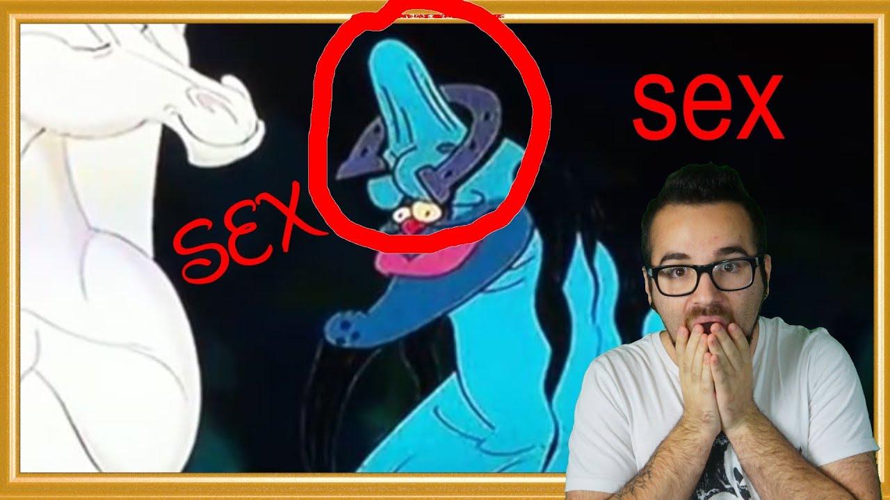 Dessins animés de sexe interactif