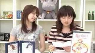"""""""Mai Otome NET TV"""" by Arika and Nina's Seiyuu. Mika Kikuchi and Ami..."""