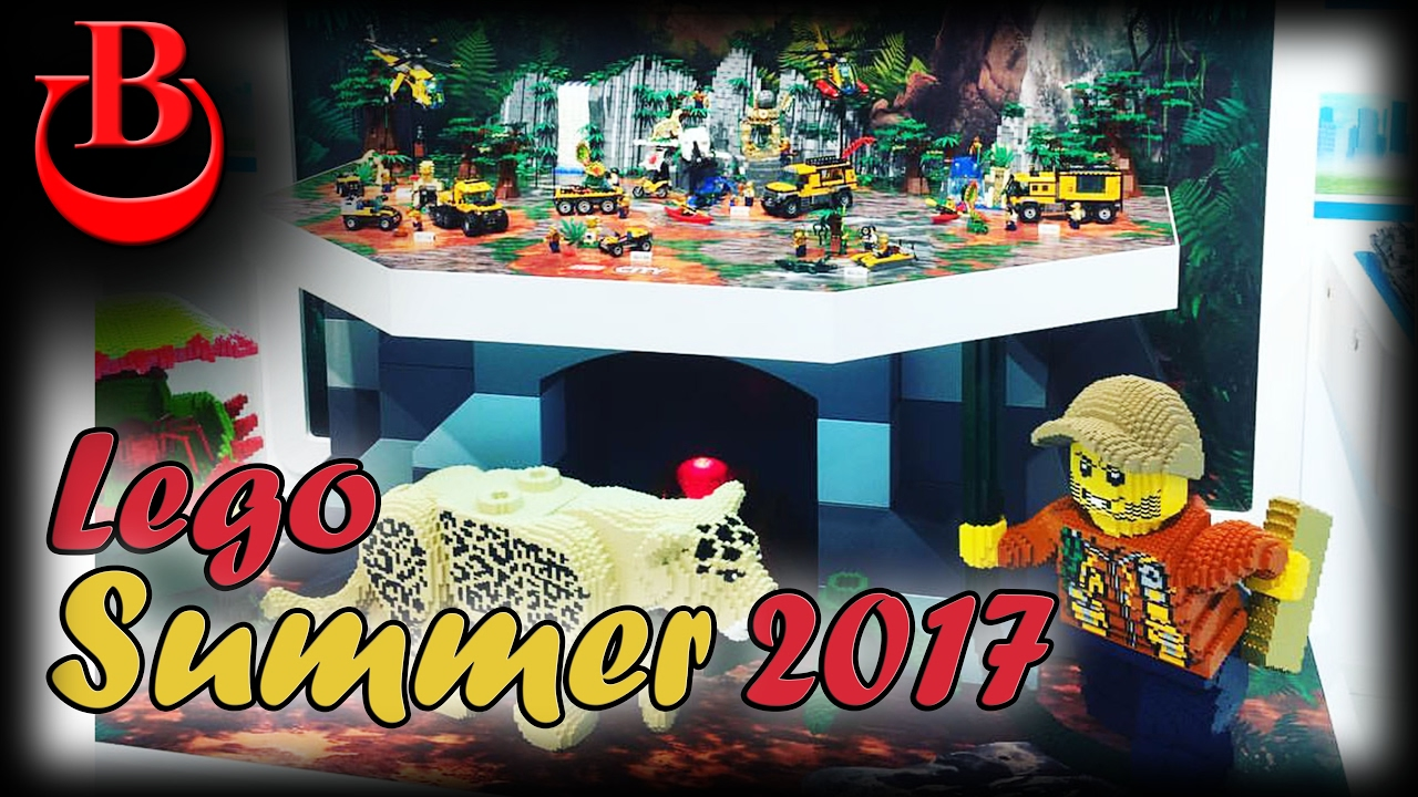 New Lego 2017 Summer Sets Review The Nuremberg Toy Fair