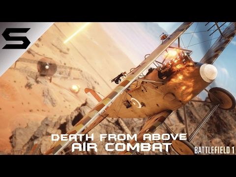 Battlefield 1: Fighter Plane Montage - Air Combat