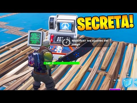 NUEVO BUG para ENCONTRAR la MAQUINA SECRETA de EPIC GAMES en FORTNITE!! 🎰😱