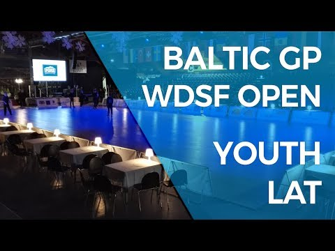 WDSF Riga Baltic GP | WDSF Open Latin Youth