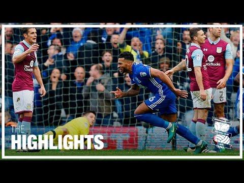 Birmingham City 1-1 Aston Villa   Championship Highlights 2016/17