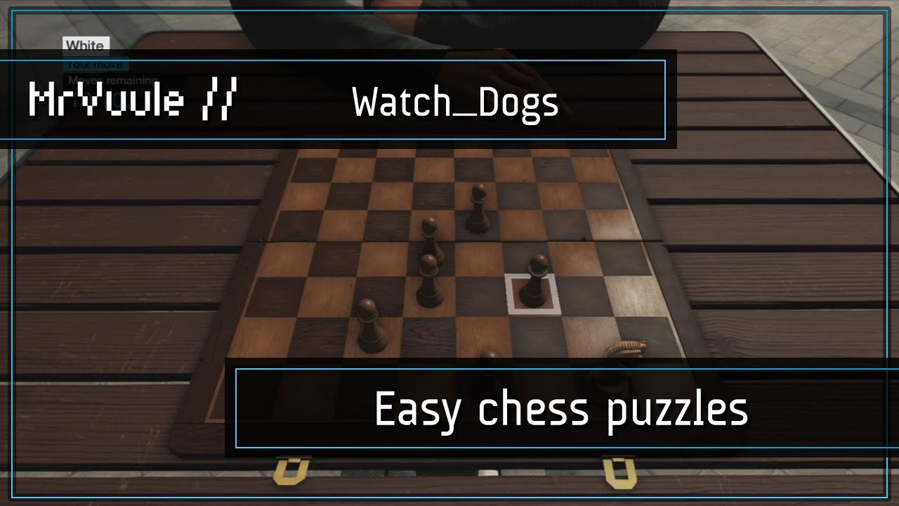 Watch Dogs Maximized Focus