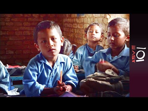 🇳🇵 Nepal | School for a Dollar | 101 East