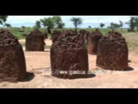 Wassu stone circles - Gambia
