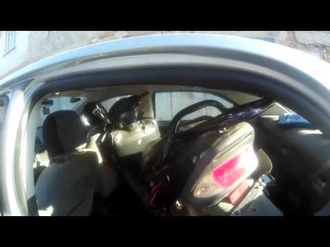 Как перевезти скутер в Шевроле Кобальт