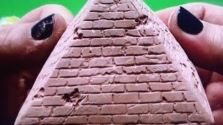 EGYPTIAN PRYRAMID DIG KIT ON FUN HOUSE TV