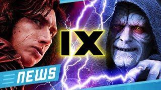Star Wars 9 Geheimnis: Imperator lebt? & Thor kehrt nach Endgame zurück - FLIPPS News