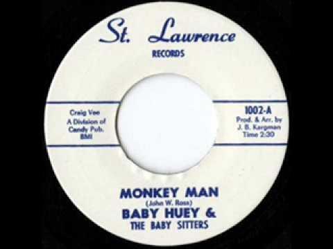 Baby Huey & The Baby Sitters - Monkey Man