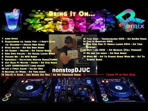 Bring It On - 2014 Nonstop Party Mix by nonstopdj Úc