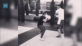 Chad Mendes MMA Training Highlights  Muscle Madness