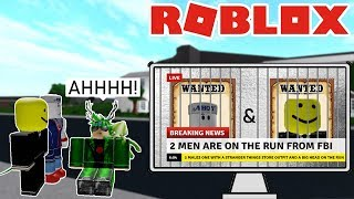 Roblox Bloxburg The Great Escape parte 2 (Roleplay)