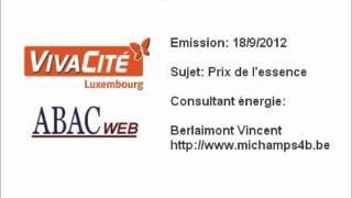 Conseil en économie d'énergie - Ecoconduite - consommer moins d'essence