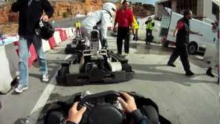 Go Kart GP Port Adriano Mallorca 2012