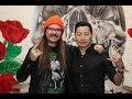 Capture de la vidéo Freddy Lim Of Chthonic Interview On Heavy Tv