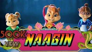 NAAGIN - chipmunks | Naagin Vayu | Aastha Gill, Akasa, Puri | chipmunks Music Video | Bangali Guys