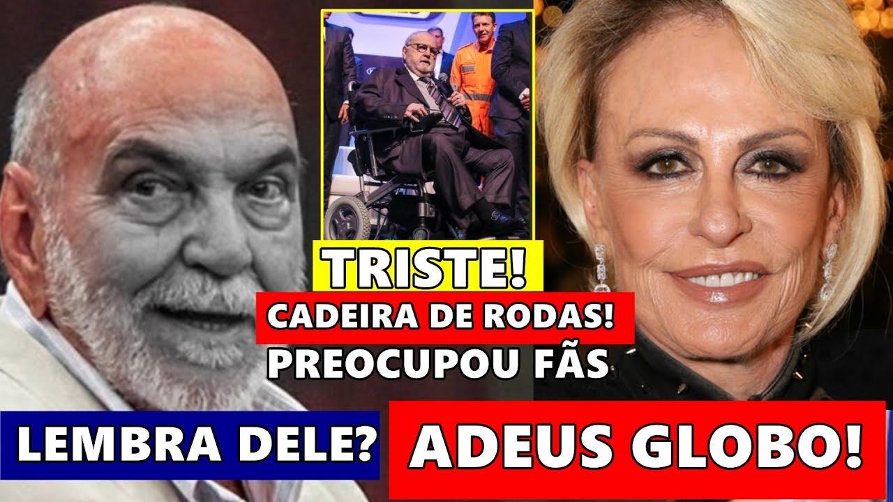 Lembra dele? Querido ator da Globo, Lima Duarte, Ana Maria Braga fala se vai mesmo se afastar