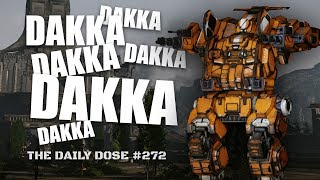 Rotary Autocannon 5 Jagermech JM6-DD (Dual RAC5) - Mechwarrior Online The Daily Dose #272