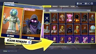HOW I GOT ALL MY SKINS FOR FREE ! FORTNITE GLITCH After PATCH ! VBUCKS NEW ! LEVIATHAN SKIN FREE !