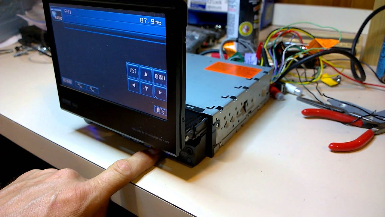 maxresdefault avh p5000dvd after gear repair youtube pioneer avh p4000dvd wiring harness at readyjetset.co