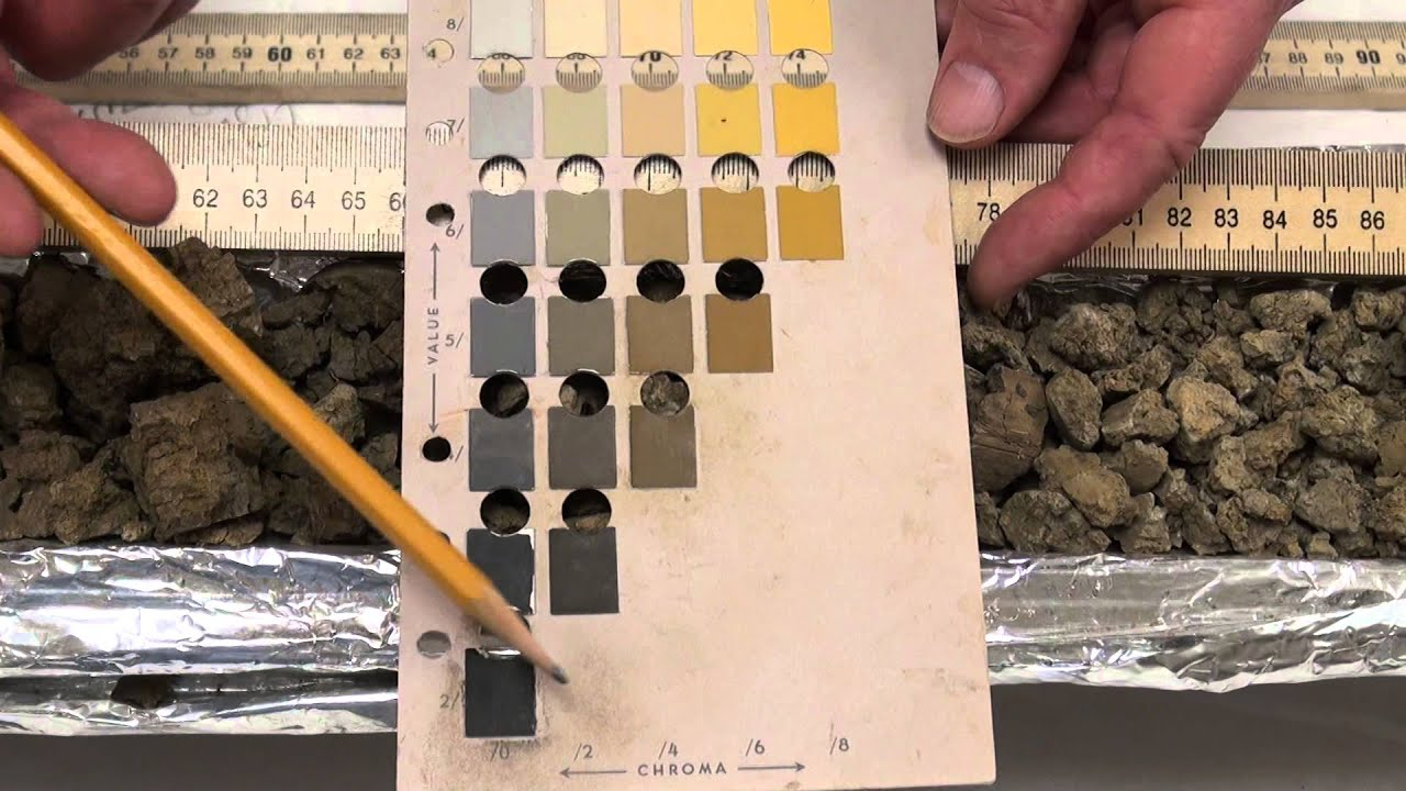 Aksarben core munsell color youtube aksarben core munsell color soil resources 153 nvjuhfo Gallery