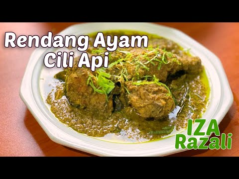RENDANG AYAM   Chicken Rendang from YouTube · Duration:  4 minutes 42 seconds