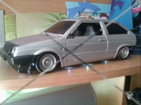Модельки машин
