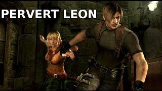 Resident Evil 4 - Pervert Leon