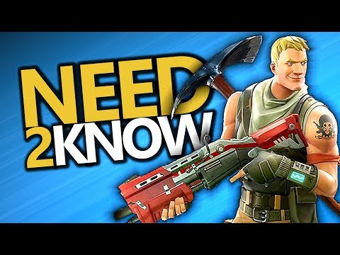 Fortnite: Battle Royale – Everything You Need To Know!