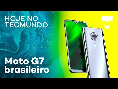 c5ab4c20b52 Spotify Wrapped, novidades no WhatsApp, Moto G7, Edge nos Macs e mais -  Hoje no TecMundo - YouTube