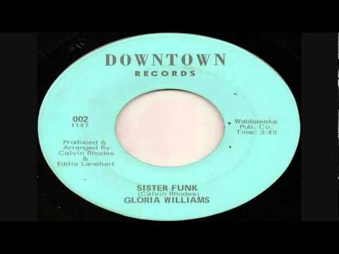 Gloria Williams  Sister Funk
