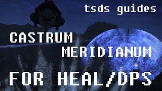 FFXIV Heavensward Updated Castrum Meridianum Healer & DPS Guide