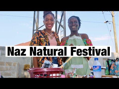 LIBERIA VLOGMAS : Naz Natural Festival