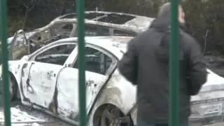 شاهد... عملية سطو مسلح على سيارة وسرقة 60 كجم ذهب في فرنسا