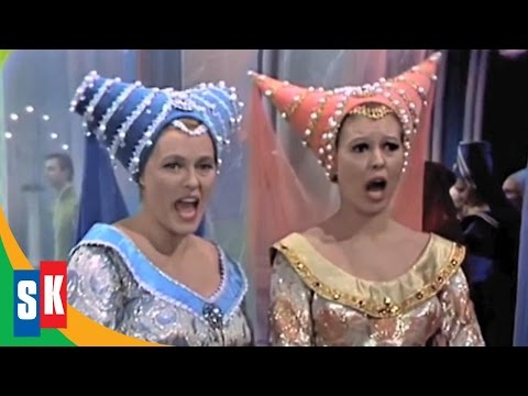 Rodgers & Hammerstein's Cinderella (1/2) Stepsisters' Lament