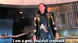 """Puny God"" The Avengers Movie 2012"