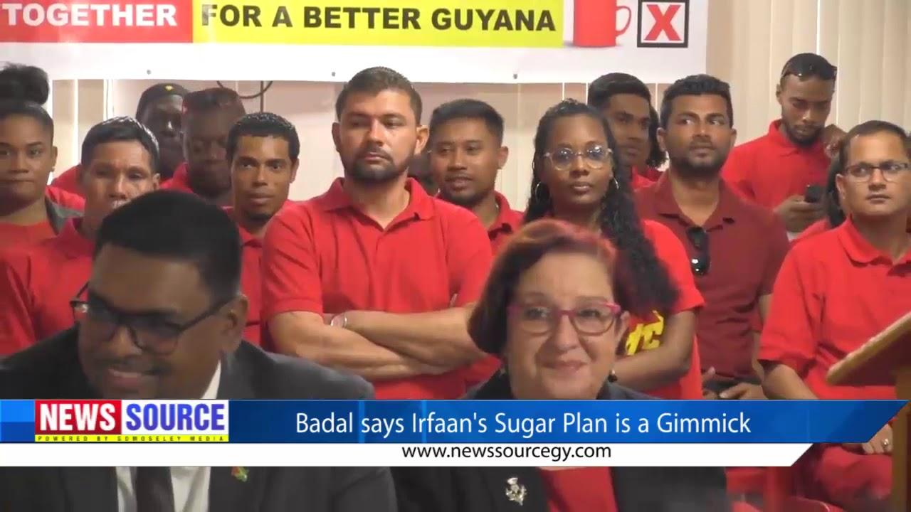 Guyana News Source 3rd December 2019