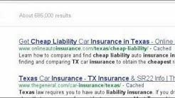 Who Has the Cheapest Auto Insurance Rates in Texas?