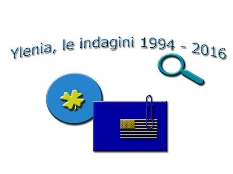 Ylenia, le indagini 1994-2016