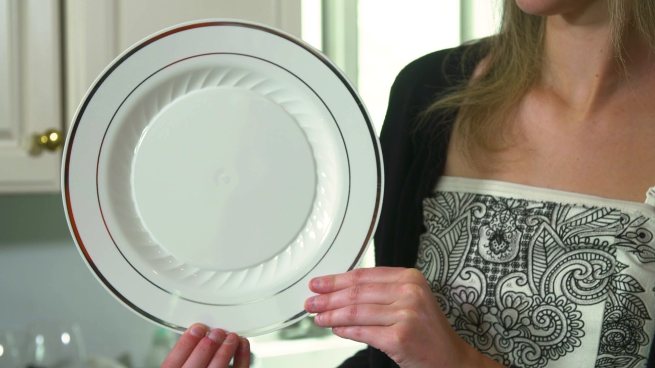 Round Plastic Plates at Wholesale prices fast shipping & Round Plastic Plates at Wholesale prices fast shipping - YouTube