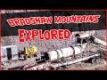 Bradshaw Mountains, Arizona Expedition, Abandoned Mines