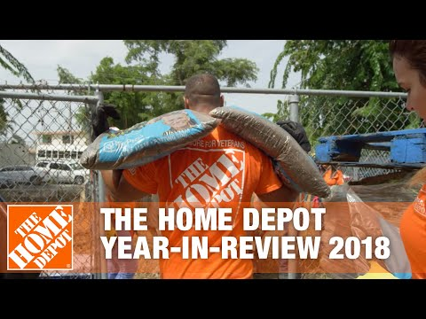 The Home Depot Year-in-Review 2018 | The Home Depot