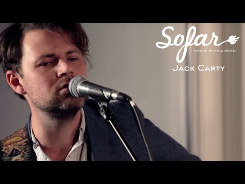 Jack Carty - And the Ass saw the Angel | Sofar Munich