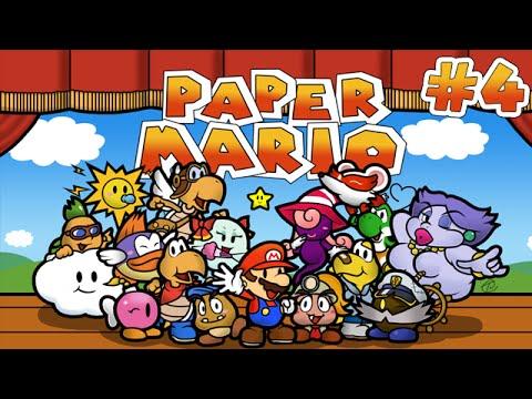 Let 39 s play paper mario la porte mill naire pisode 4 - Telecharger paper mario la porte millenaire ...