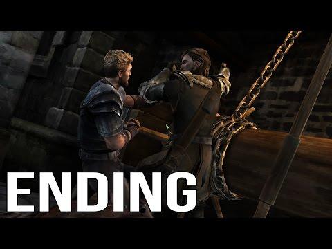 Game Of Thrones Telltale Episode 5 - ENDING