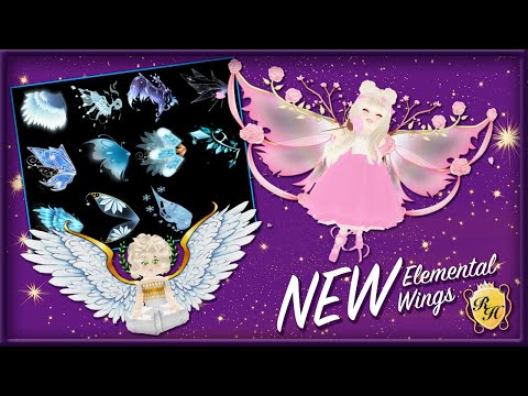 Royale High Pastel Spring Wings Roblox Trading Fixed Earth Is Returning New Firebird Wings And Outfits Royale High Youtube