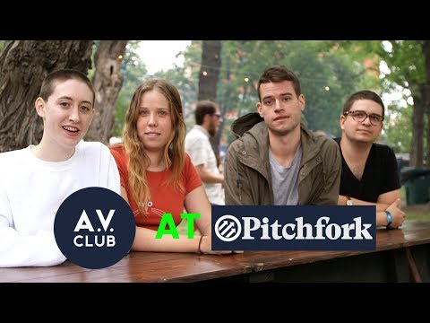 Frankie Cosmos rates everyday things using the Pitchfork scale